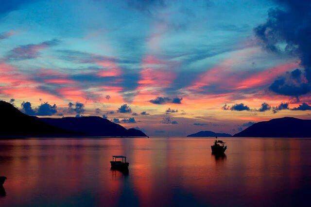 世界上最誘惑的奧秘島嶼崑崙群島(圖/VanLap Hoàng@Flickr,hotelscombined提供)