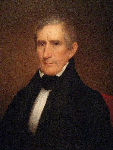 美國第9任總統威廉·亨利·哈里森(William Henry Harrison)。(wikipedia/public domain)