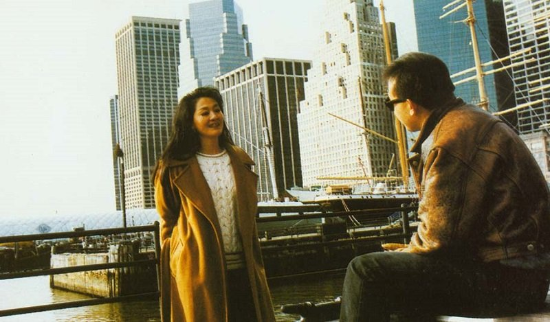 北京人在紐約的劇照。