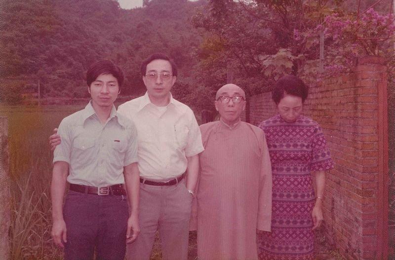 曾見證過五四運動的儒學大師熊公哲的身影,是居民的記憶之一。