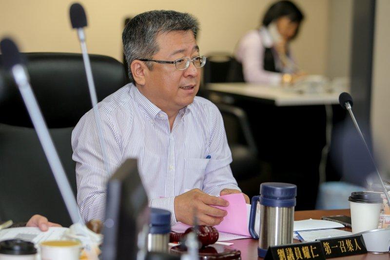 20161103市議員劉耀仁(陳明仁攝)