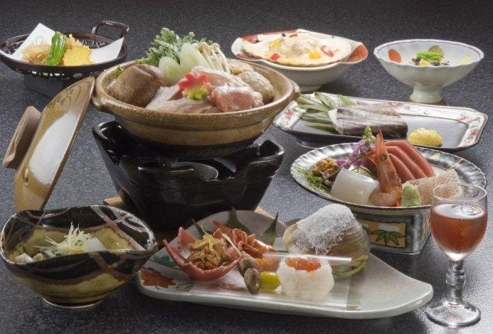 每月更換菜色,並使用當季的食材制作佳餚為本館的一大特色。(圖/ZEKKEI Japan提供)