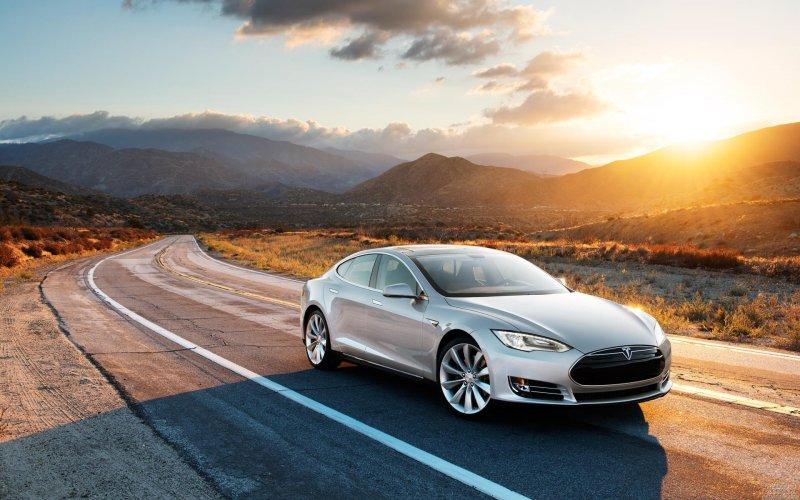 特斯拉自動生產的系統,將會為生產品質與速度帶來巨大的進步,同時大幅減少每輛車所需的資本。(圖/Tesla Motors@wallpaperswide)