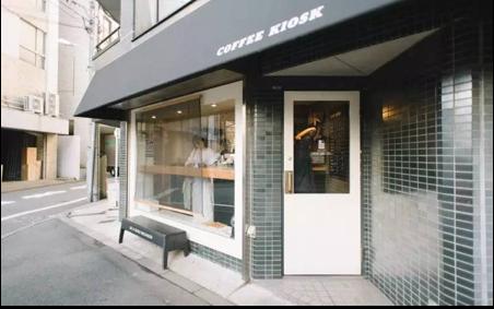 簡約風咖啡店。(圖/klook客路)