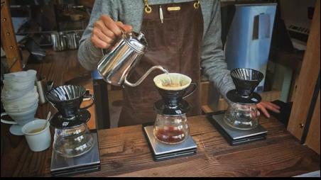 來一杯自家烘豆的咖啡吧。(圖/klook客路)
