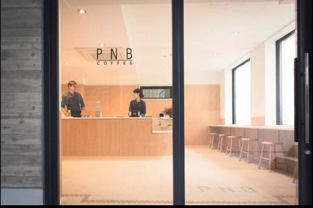 北歐風咖啡店。(圖/klook客路)