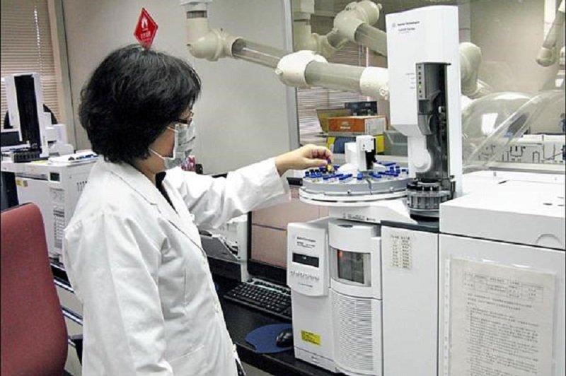 揭發食品塑化劑事件的楊明玉。(食品藥物管理局提供)