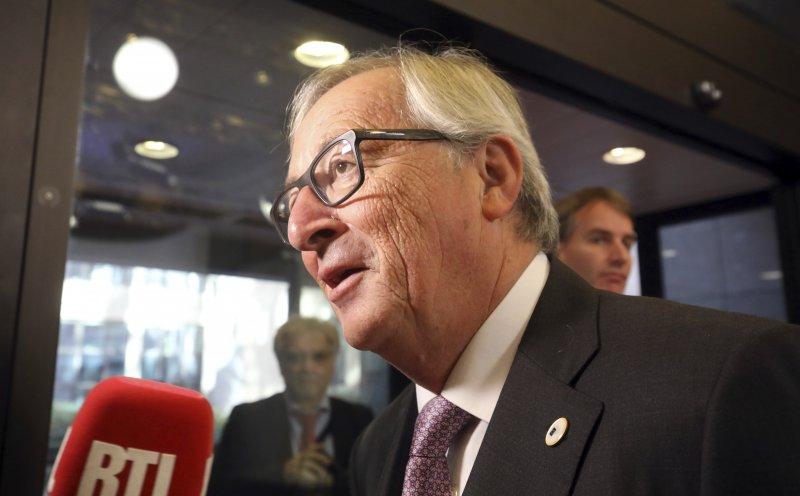 歐盟執委會主席容克直言,川普當選美國總統會影響美國與歐盟的關係(美聯社)