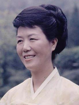朴正熙妻子陸英修。(wikipedia/合理使用)