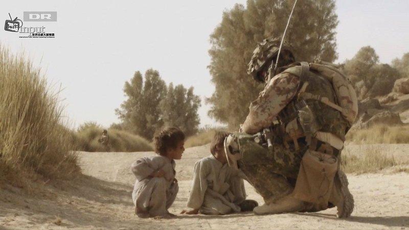 美軍之外其他的盟邦軍隊,需要一個比「復仇」更廣義、更崇高的目標出兵,阿富汗神學士政權成了西方國家「理想的敵人」。(公視大展精選提供)
