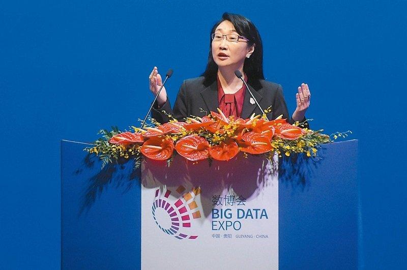 王雪紅要告獨立記者姚惠珍。(資料照/新華社)