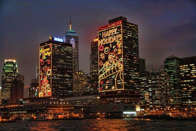 香港繽紛冬日節。(圖/RichardCheung Photography@flickr,KKDAY提供)