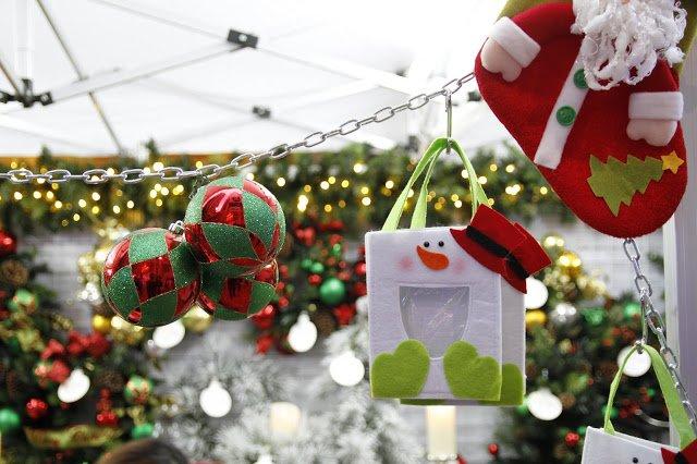 香港白色聖誕節市集。(圖/iafos@flickr,KKDAY提供)