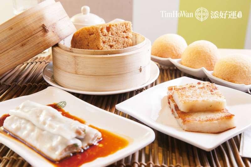 想吃米其林好料不必出國,台灣就有!(圖/添好運台灣 TimHoWan Taiwan@facebook)