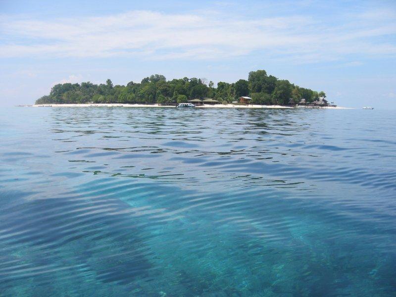 帛琉清澈海洋。(圖/Hajo Schatz@flickr)