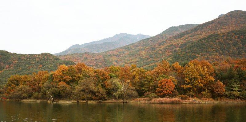 看上韓國忠清北道槐山的美景,劇組決定把這裡當作整齣劇最一開始的場景。(圖/Republic of Korea@flickr)