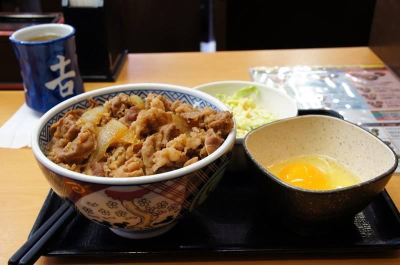便宜又大碗的牛井。(圖/ VTurn@flickr,FAST JAPAN提供)