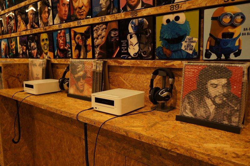 提供CD試聽的貼心服務,聽了喜歡再買回去或租回去。(圖/MATCHA提供)