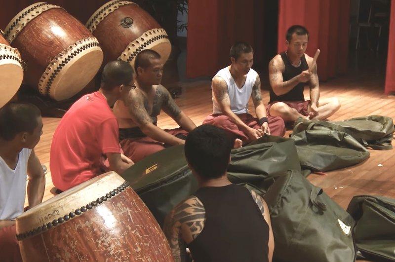因為沒有音樂基礎,訓練一開始可說是困難重重。(圖/cwgv@youtube)