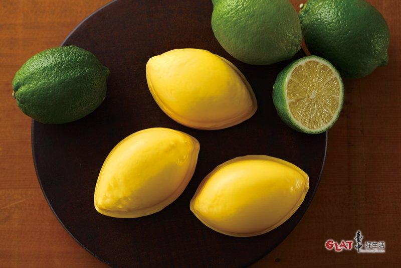 裕珍馨─法式檸檬蛋糕。(圖/ 台中好生活提供)