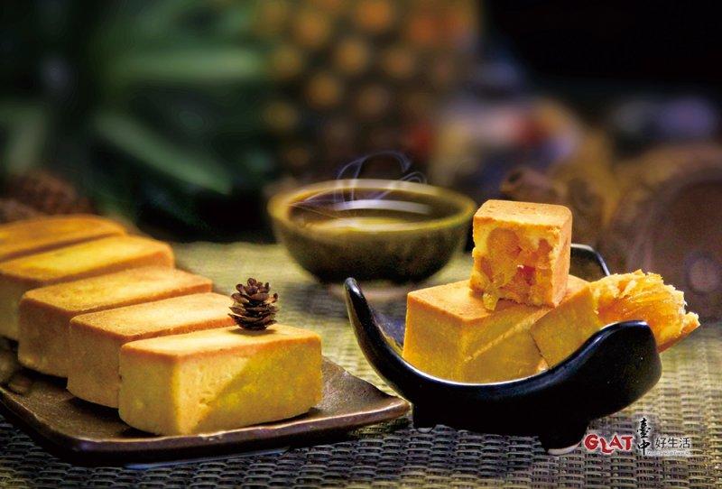 蓮旺食品─阿貴師鳳梨酥酵素禮盒。(圖/ 台中好生活提供)