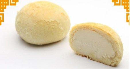 長興餅店的白豆沙餅。(圖/長興餅店@官網)