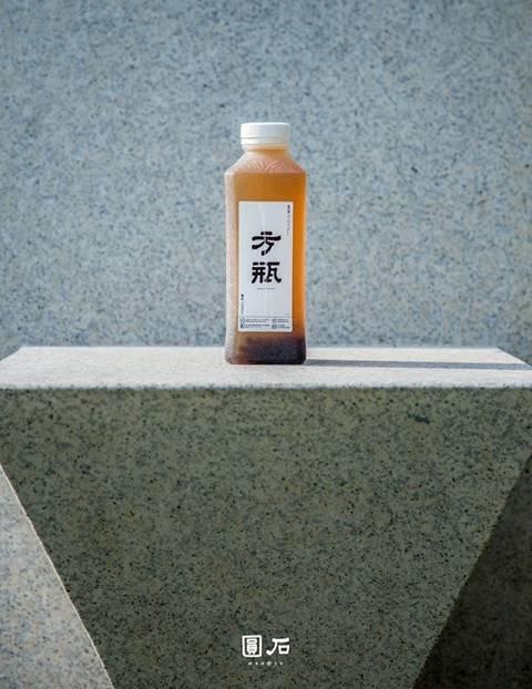 可重複利用的環保瓶,重複使用還可折抵$6。(圖/圓石禪飲@facebook,Klook提供)