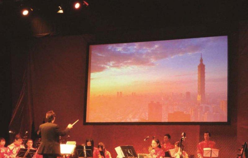 能夠用音樂,讓臺灣站在世界的舞台上,是我覺得相當驕傲的一件事。(照片提供/CUCOS)