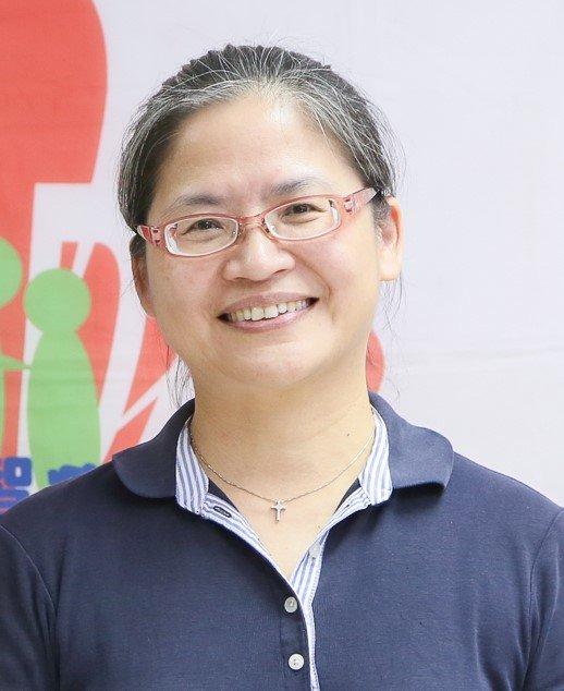 20161125-SMG0045-005-天如專題-台灣失智症協會秘書長湯麗玉。(湯麗玉提供)