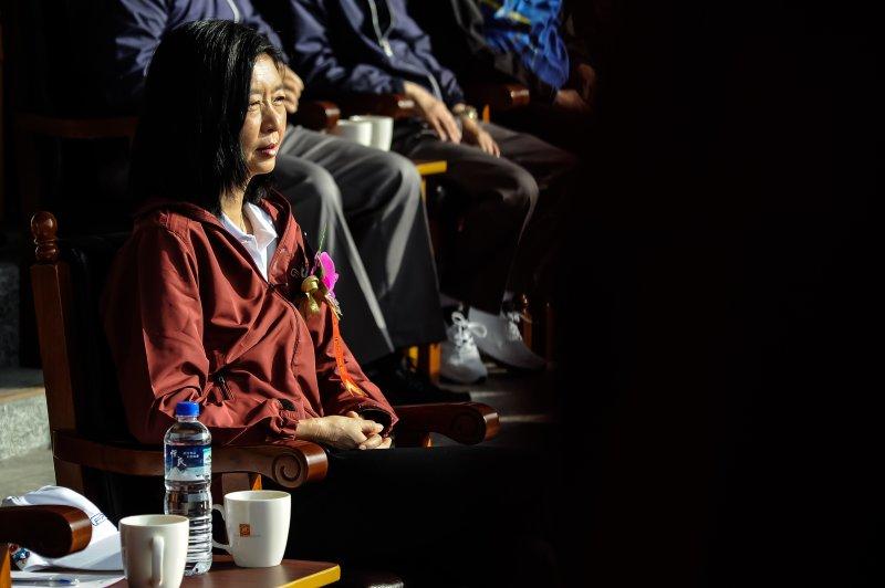 20161126-台塑集團第34屆運動大會,副總裁王瑞華。(甘岱民攝)