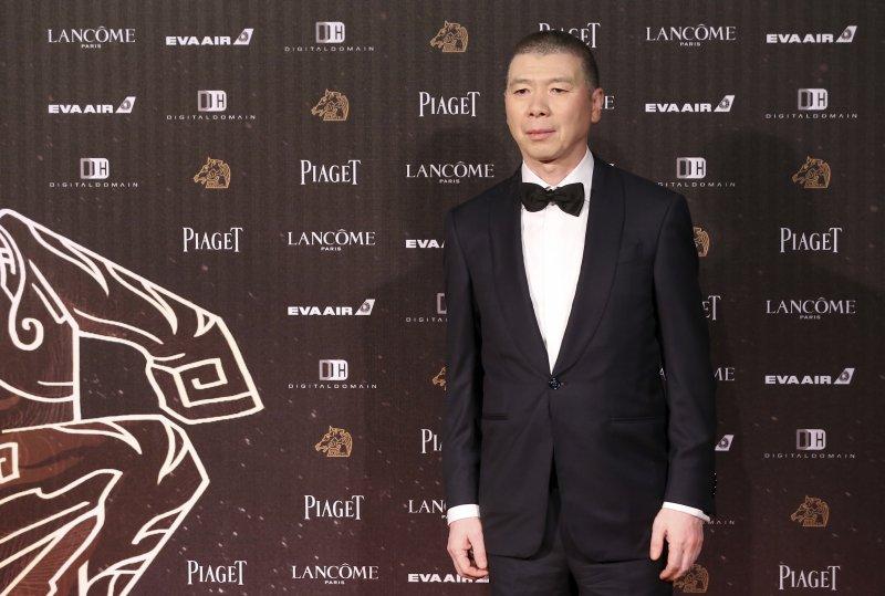 導演馮小剛以《我不是潘金蓮》,獲得金馬獎最佳導演。(美聯社)