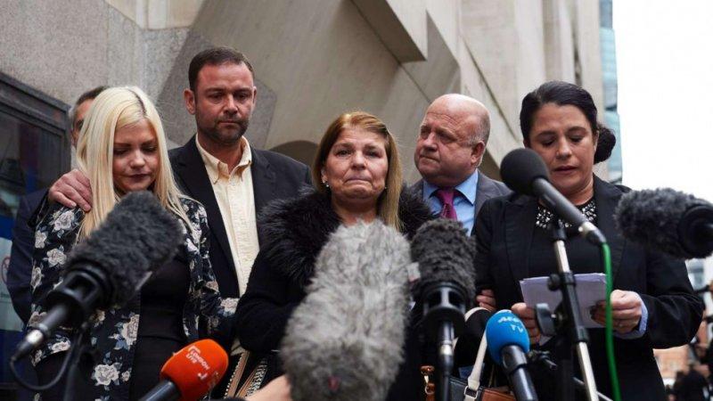 泰勒的家屬打算控告警方辦案不力(美聯社)