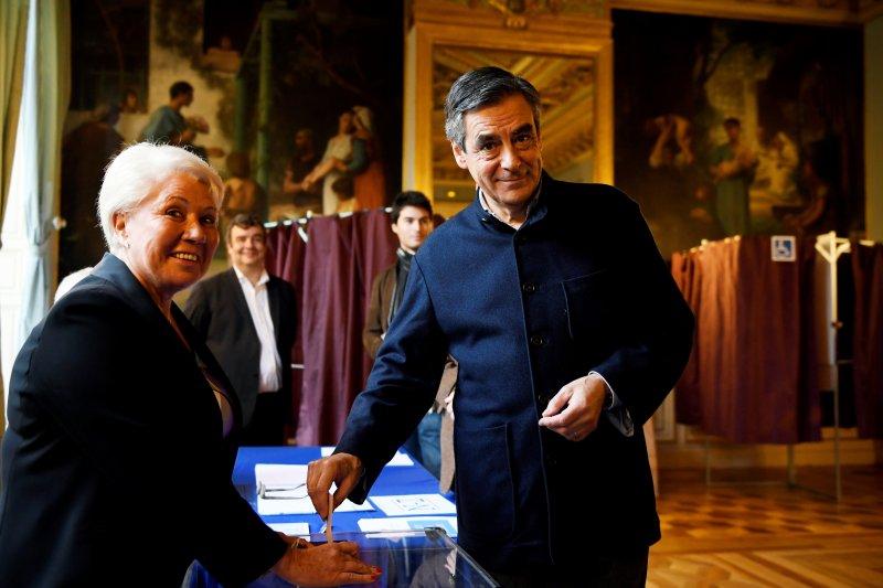 法國前總理費雍將競選總統,主張回復法國傳統ˋ價值。(美聯社)