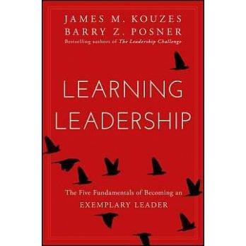 〈圖/學習領導力:成為模範領導者的5個原則@博客來〉