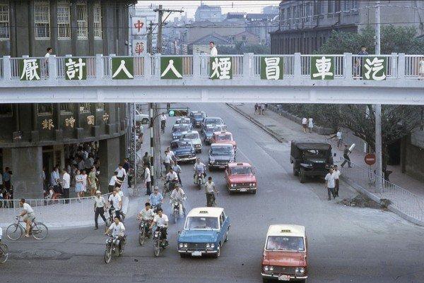 台灣早過了工業化初期與中期的高空污時代。(高偉志提供)