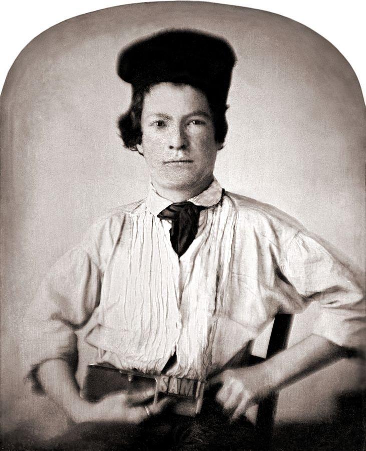 15歲的馬克吐溫(Wikipedia/Public Domain)