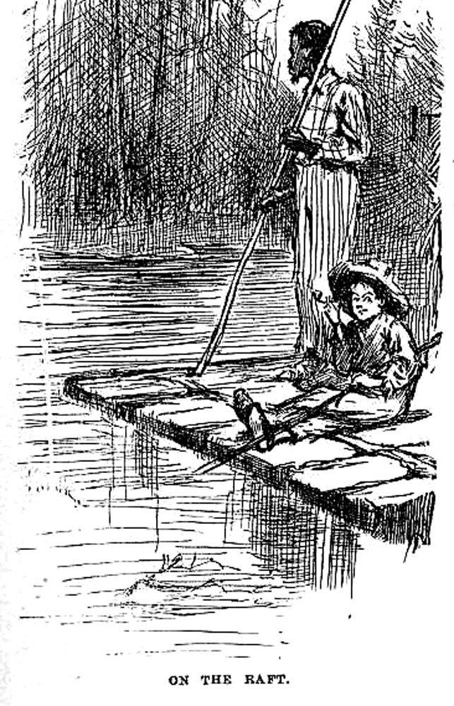 《頑童歷險記》第一版的首頁(Wikipedia/Public Domain)