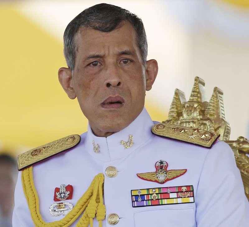 泰國王儲瓦吉拉隆功繼位為卻克里王朝第10位君主拉瑪十世(美聯社)