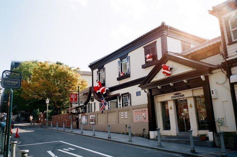 神戶最美街道,千萬別錯過!(圖/Matcha提供)