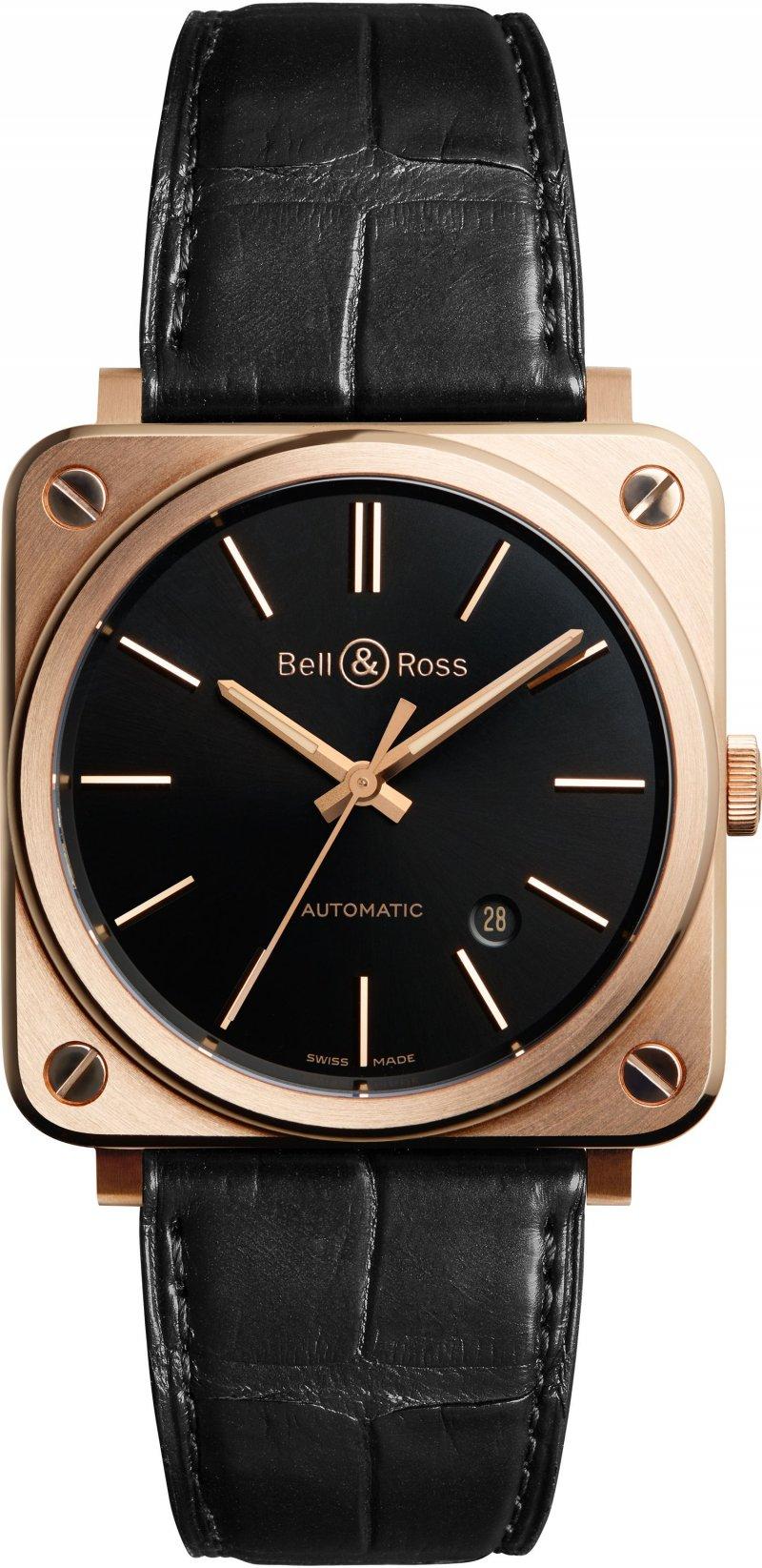 Bell & Ross透過一點點恰當的懷舊筆觸,涵蓋了具有真正價值的男人世界。(圖/Bell & Ross提供)