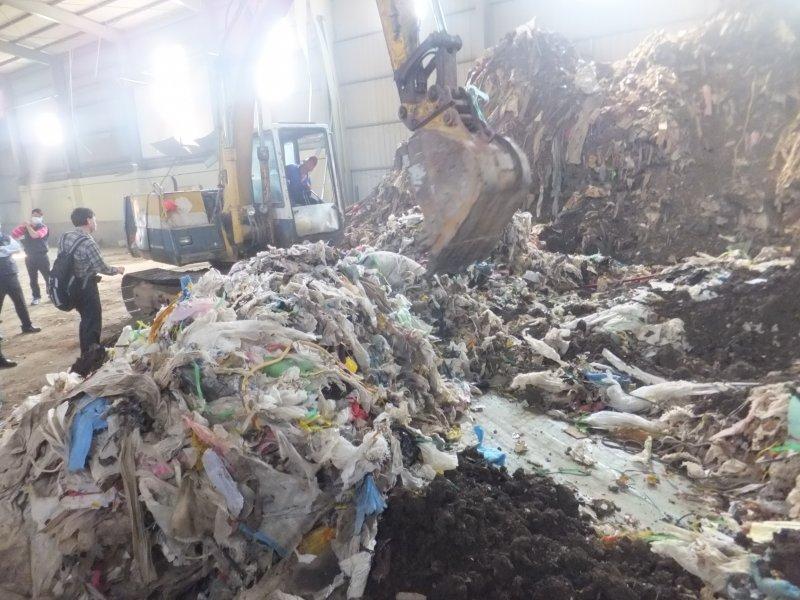 廢棄物,垃圾。(取自環保署網站)