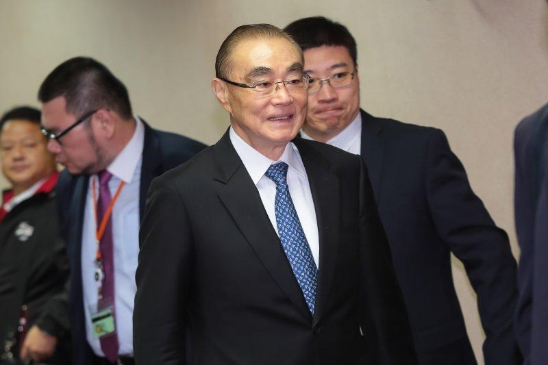20161212-國防部長馮世寬12日於外交國防委員會備詢。(顏麟宇攝)