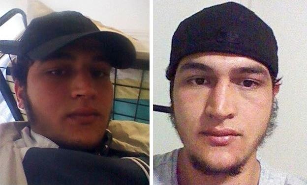 德國警方鎖定24歲突尼西亞難民為柏林卡車恐攻嫌犯(翻攝Twitter)