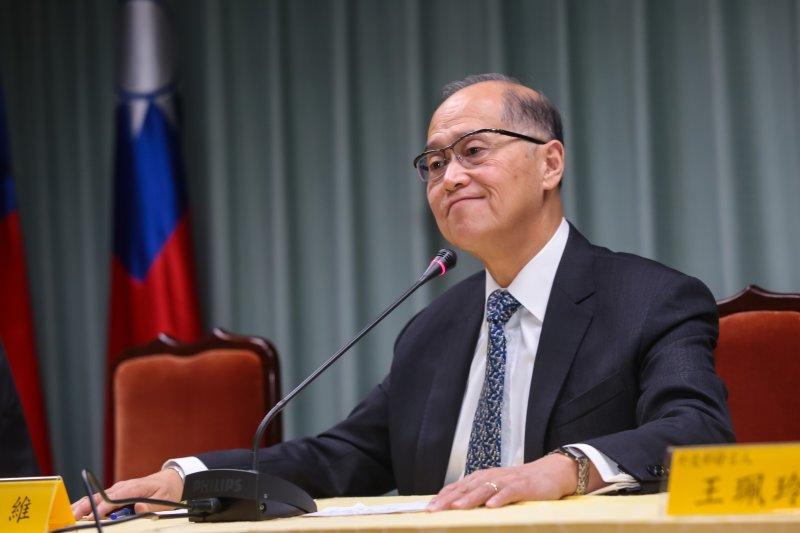 20161221-外交部長李大維21日於外交部召開中外記者會。(顏麟宇攝)