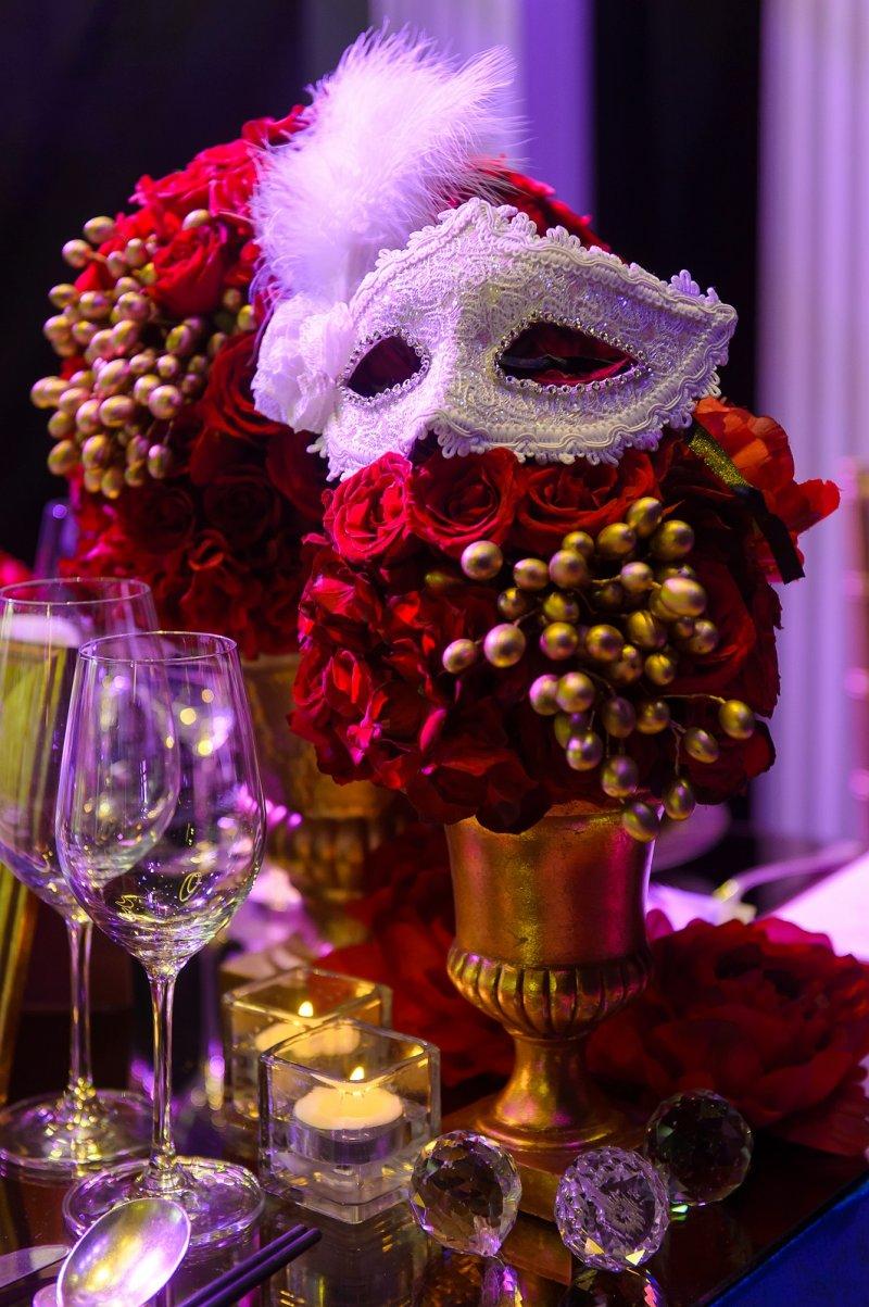 除了風格、主題、空間等大方向外,婚禮中的主視覺色彩也是重點之一。(圖/新娘物語雜誌提供)