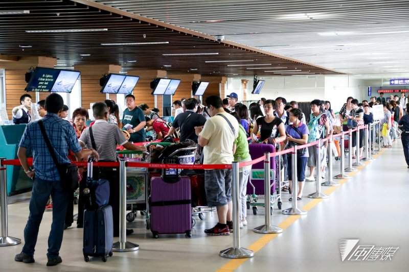 旅客量不斷提升,期待桃園機場能夠透過不斷地改善與建設,蛻變為頂級國際機場。(圖/風傳媒)