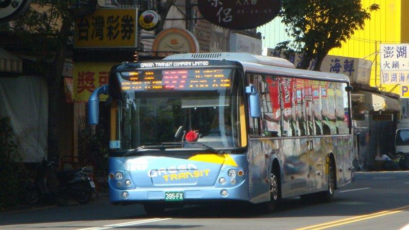 配合跨年晚會交通管制措施,部分市區公車也會配合延後收班。(圖/擷取自wikipedia)