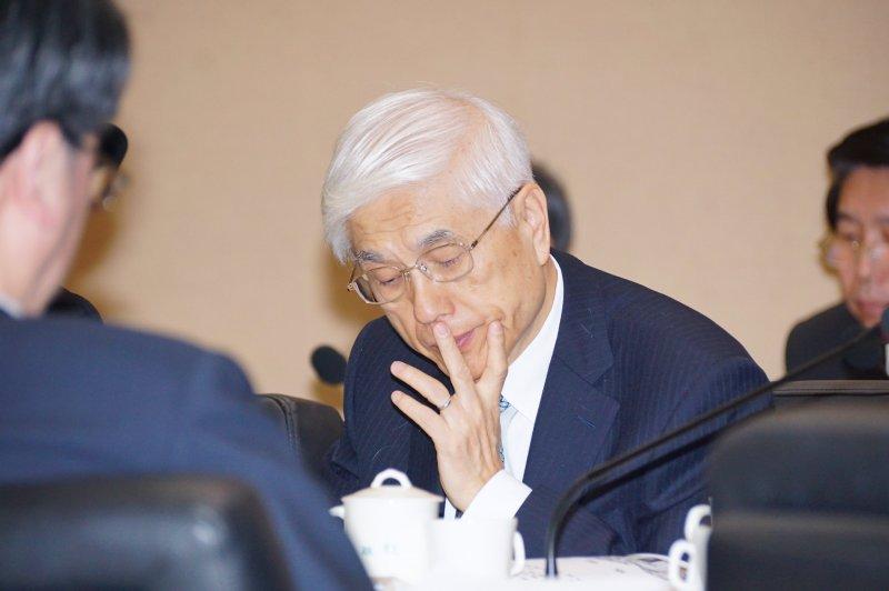 20161223-監察院巡察行政院,衛福部長林奏延。(盧逸峰攝)