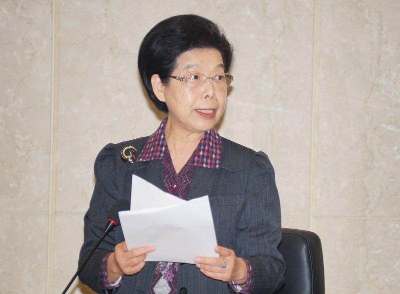 20161223-監察院巡察行政院,監察院長張博雅出席。(盧逸峰攝)