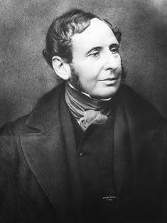小獵犬號艦長費茲羅伊(Robert FitzRoy)。(wikipedia/public domain)